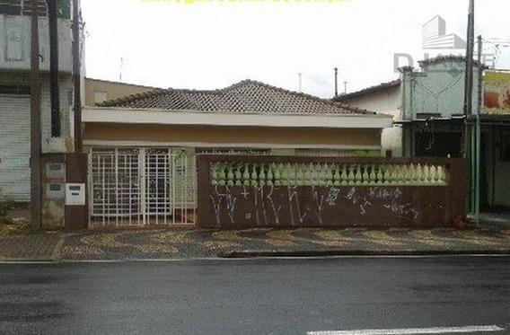 Casa Em Localização Privilegiada, Vila Teixeira, Campinas - Ca8511. - Ca8511