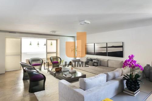 Apartamento Para Venda No Bairro Santa Cecília Em São Paulo - Cod: Ja17778 - Ja17778