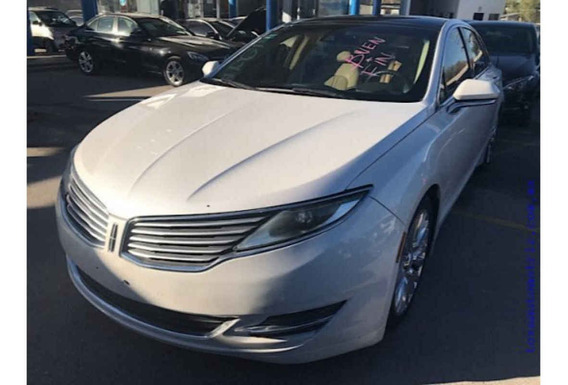 Lincoln Mkz 4p High 2.0 Aut