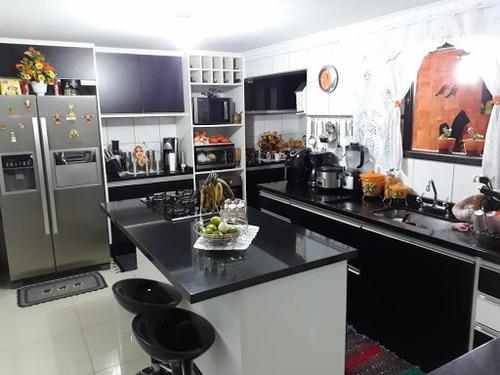 Sobrado Com 3 Dormitórios À Venda, 150 M² Por R$ 670.000,00 - Conjunto Habitacional Barreira Grande - São Paulo/sp - So0164