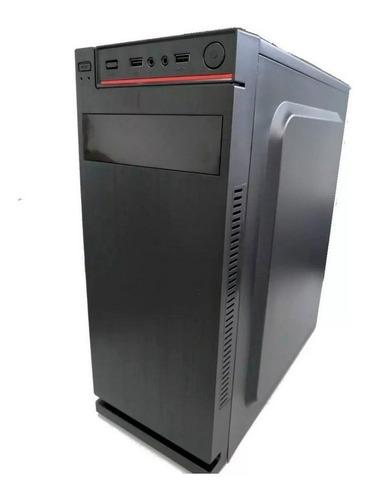 Cpu Atx Intel Core I5 4gb Ddr3 Ssd 120gb - Novo