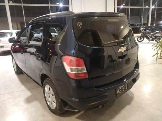 Chevrolet Spin Lt Gnc Anti $435000 Y Cuotas Automotores Yami