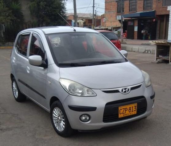 Hyundai I10 Modelo 2009 Perfecto Estado