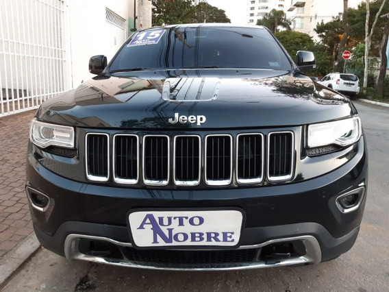 Jeep/grand Cherokee 3.6 Limited 4x4 V6 24v