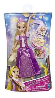 Disney Princesas E3149 Muñeca Princesa Rapunzel Melódica Dis