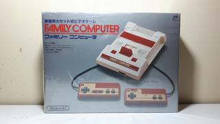 Famicom Original En Caja