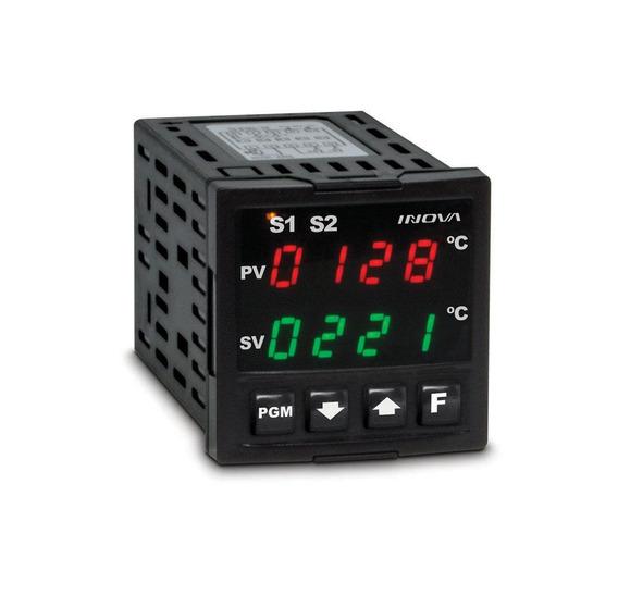 Controle De Temperatura Com Alarme (pv/sv) Inv40003