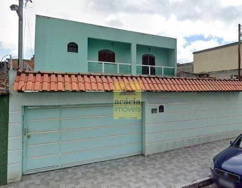Imagem 1 de 8 de Sobrado Com 3 Dormitórios À Venda, 264 M² Por R$ 950.000,00 - Vila Dionisia - São Paulo/sp - So2978