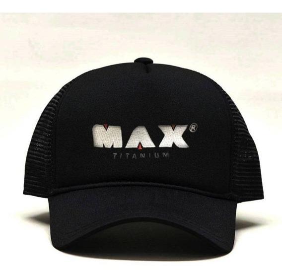 Boné Max Titanium
