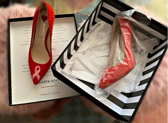 Stilettos Love Red Edición Limitada Ricky Sarkany