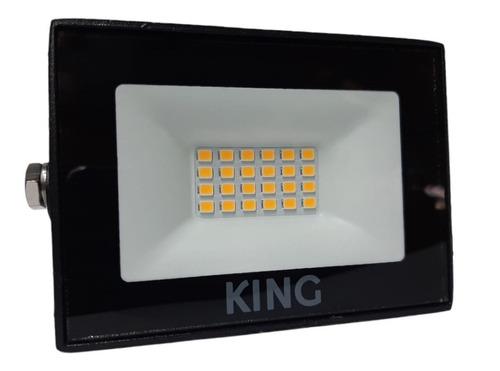 Imagen 1 de 5 de King Reflector Led 10w Blanco Frío 6500k