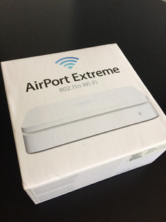 Roteador Apple Airport Extreme A1408