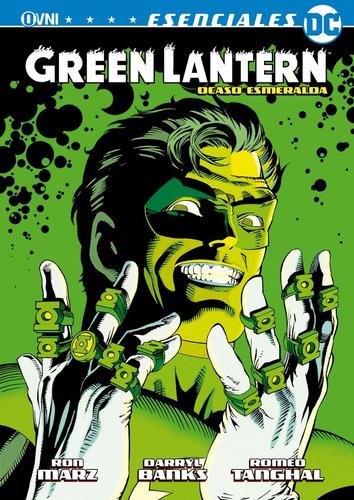 Imagen 1 de 1 de Cómic, Dc, Green Lantern: Ocaso Esmeralda Ovni Press