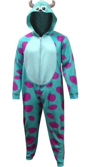 Pijama Mameluco Sullivan Sully Monsters Inc. Talla S/m