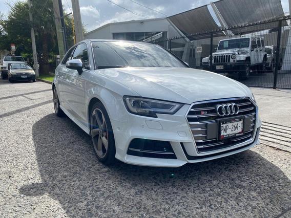 Audi S 3 2018