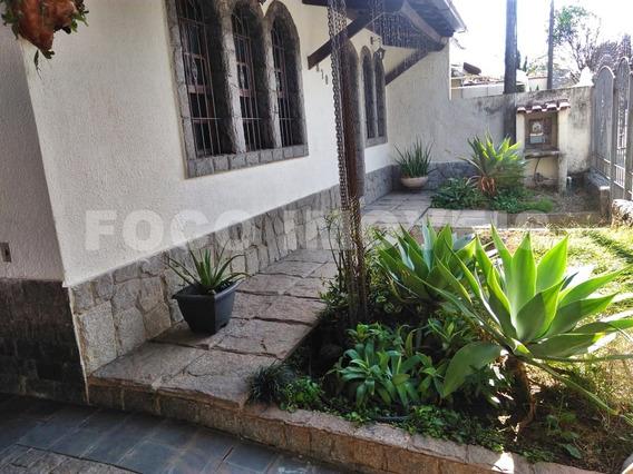 Excelente - Casa Linear Em Barra Mansa