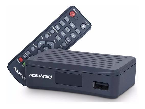 Kit Com 5 Converor Digital Dtv 4000s Full Hd S/cabo Hdmi