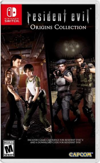 ..:: Resident Evil Origins Collection ::.. Para Switch En Gc