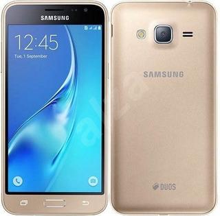 Celular Smartphone Samsung Galaxy J3 Dual Chip, Android Dual