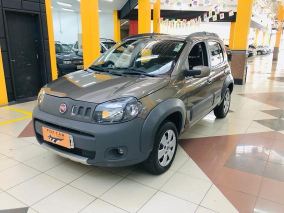 Fiat Uno Way Evo 1.0 Ano 2014/2014 (6557)