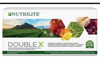 Double X , Multivitaminico Orgánico