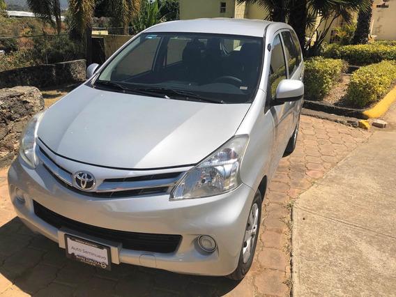 Toyota Avanza Premium Automatica