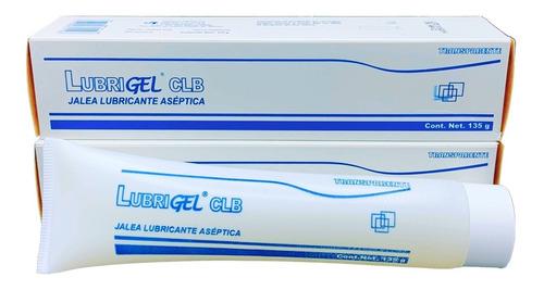 Jaleas O Gel Lubricante Aséptica Caja 12 Piezas De 135g C/u