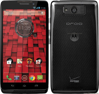Celulares Motorola Droid Ultra Xt1080 2gb Ram 16gb 5 Pulg