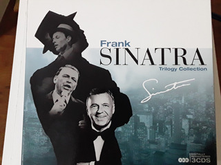Frank Sinatra Trilogy Collection 3 Cd