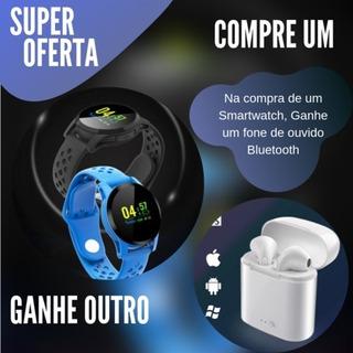Smartwatch - Smartwatch- Relògios Pro + Fone Bluuetooth I7s