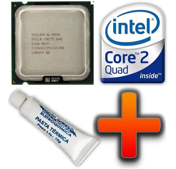 Processador Intel Core 2 Quad Q9550 2.83ghz 12mb Lga 775