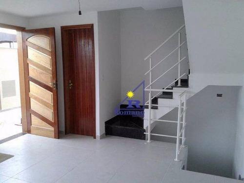 Sobrado Residencial À Venda, Vila Ré, São Paulo - So0816. - So0816