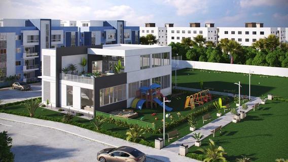Proyecto De Apartamentos En La Av República De Colombia