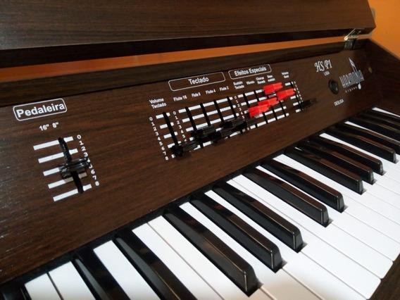 Órgão Portátil P1 Da Harmonia Frete Sem Custo Para Várias Cidades