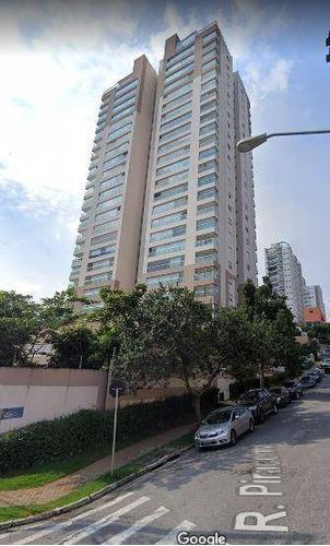 Ótimo Apartamento Com 3 Dormitórios À Venda, 139 M² - Santa Terezinha - São Paulo/sp - Ap1480