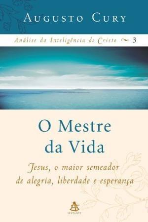 Análise Da Inteligência De Cristo Vol. 3 Augusto Cury