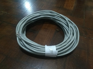 Cable Furukawa Cat 6 - 15mts Crimpado Listo Para Usar