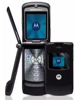 Motorola V3 Black Ótimo Estado