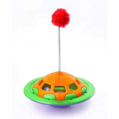 Brinquedo Navcat Verde/laranja