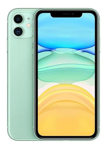 Celular Smartphone Apple iPhone 11 256gb Verde - 1 Chip
