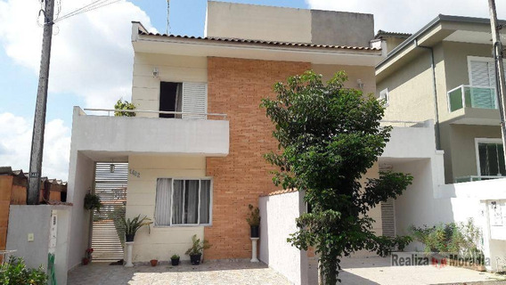 Sobrado 3 Dormitórios - Vila D Este Cotia - Ca0200