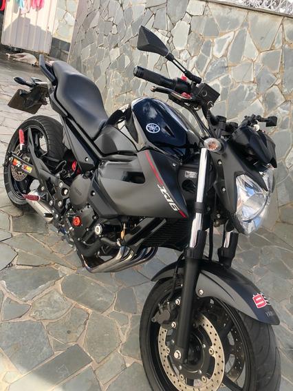 Yamaha Xj6 Diversion N Naked