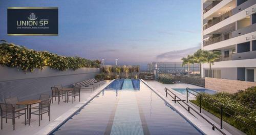 Imagem 1 de 7 de Apartamento Com 3 Dormitórios À Venda, 103 M² Por R$ 1.114.000,00 - Vila Leopoldina - São Paulo/sp - Ap46571