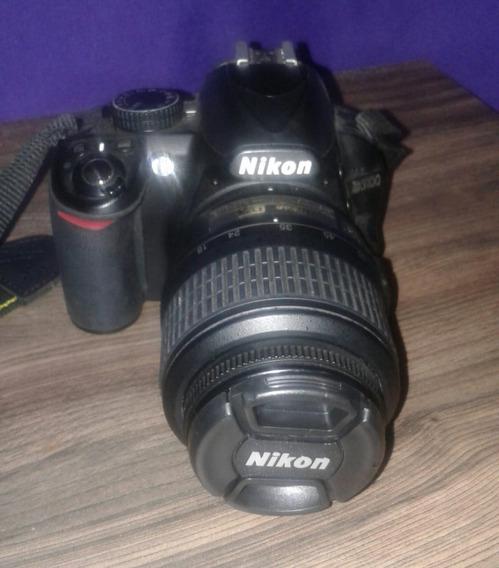 Vendo Câmera Profissional Nikon D3100