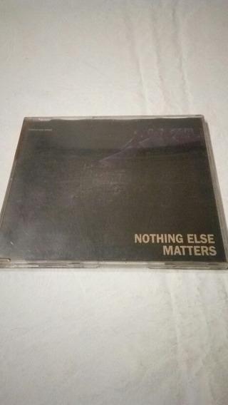 Cd Metallica Nothing Else Matters