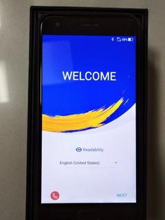 Zenfone 4 4gb Ram/ 64 Gb Rom Com Snapdragon 660 Ze554kl