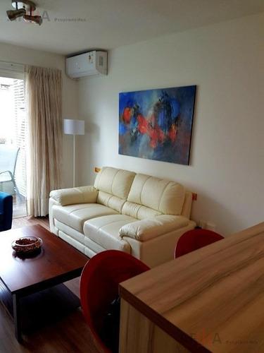 Venta Apartamento Un Dormitorio Amoblado Pocitos Locación