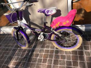 Bicicleta Rodado 16 Raleigh Lil Honey