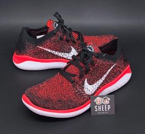 dae24784982 Tenis Para Corrida Nike Free Vermelho - Tênis no Mercado Livre Brasil