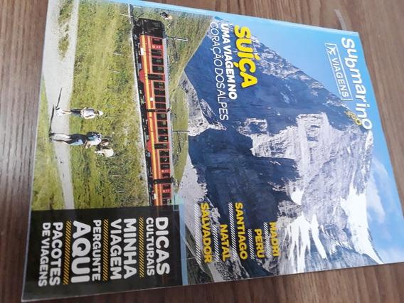 Revista Submarino Viagens Madri Peru Santiago Natal Salvador